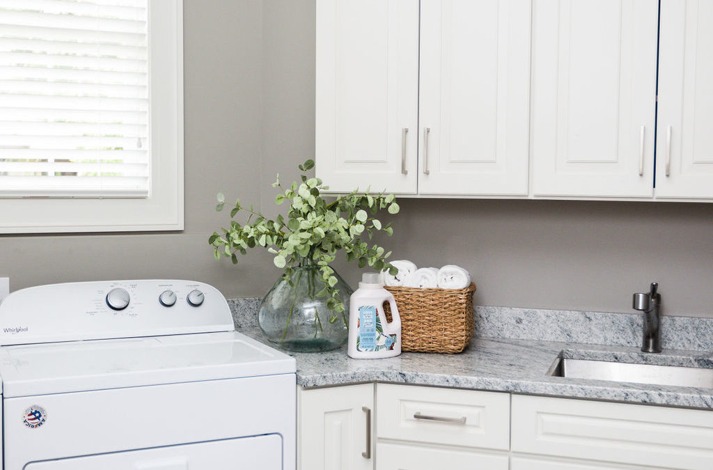 Springs Drive Laundry Room