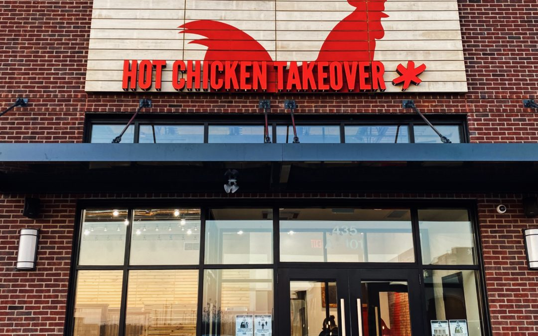 Spaces of Columbus: Hot Chicken Takeover
